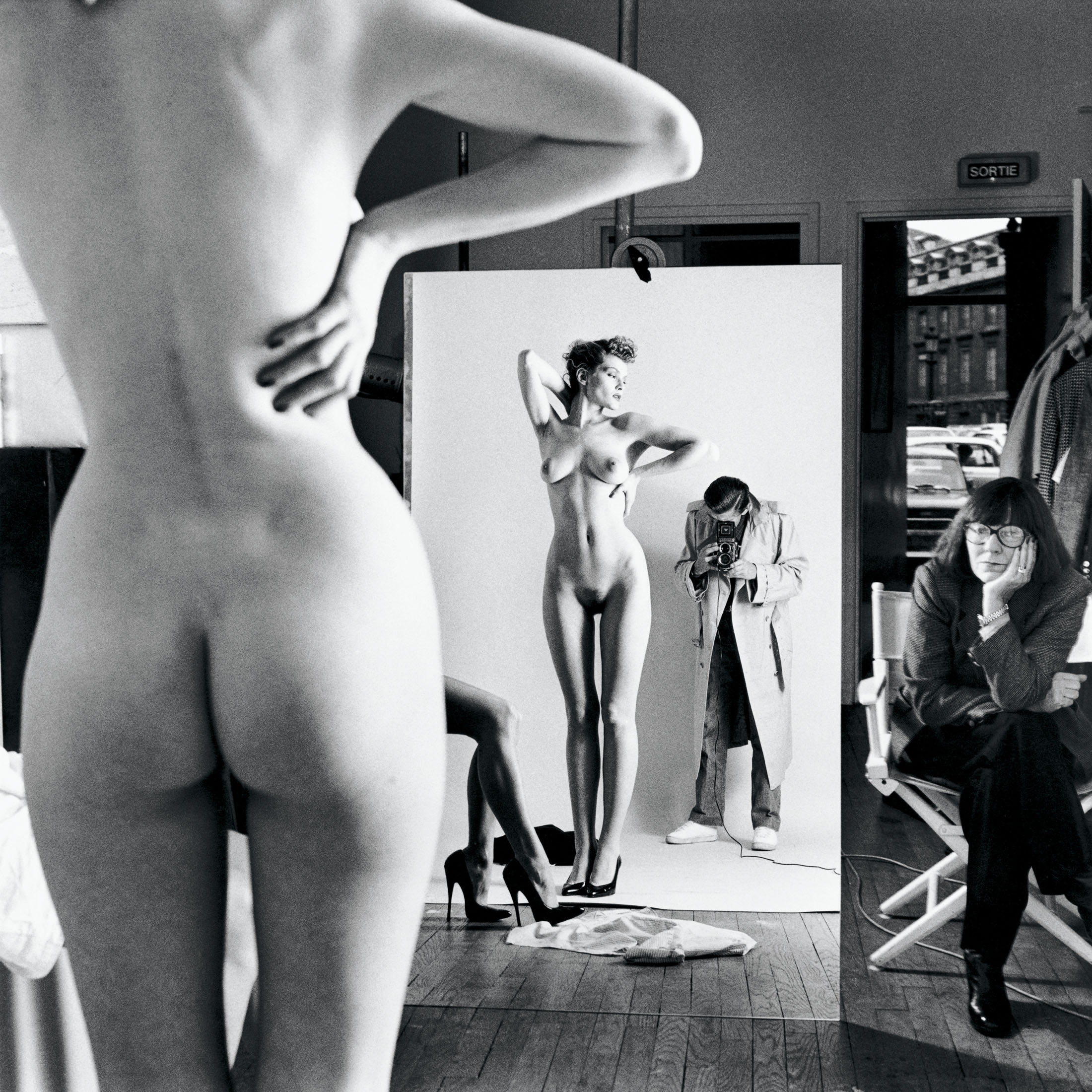 HELMUT NEWTON. FOTOGRAFIE. WHITE WOMEN / SLEEPLESS NIGHTS / BIG NUDES