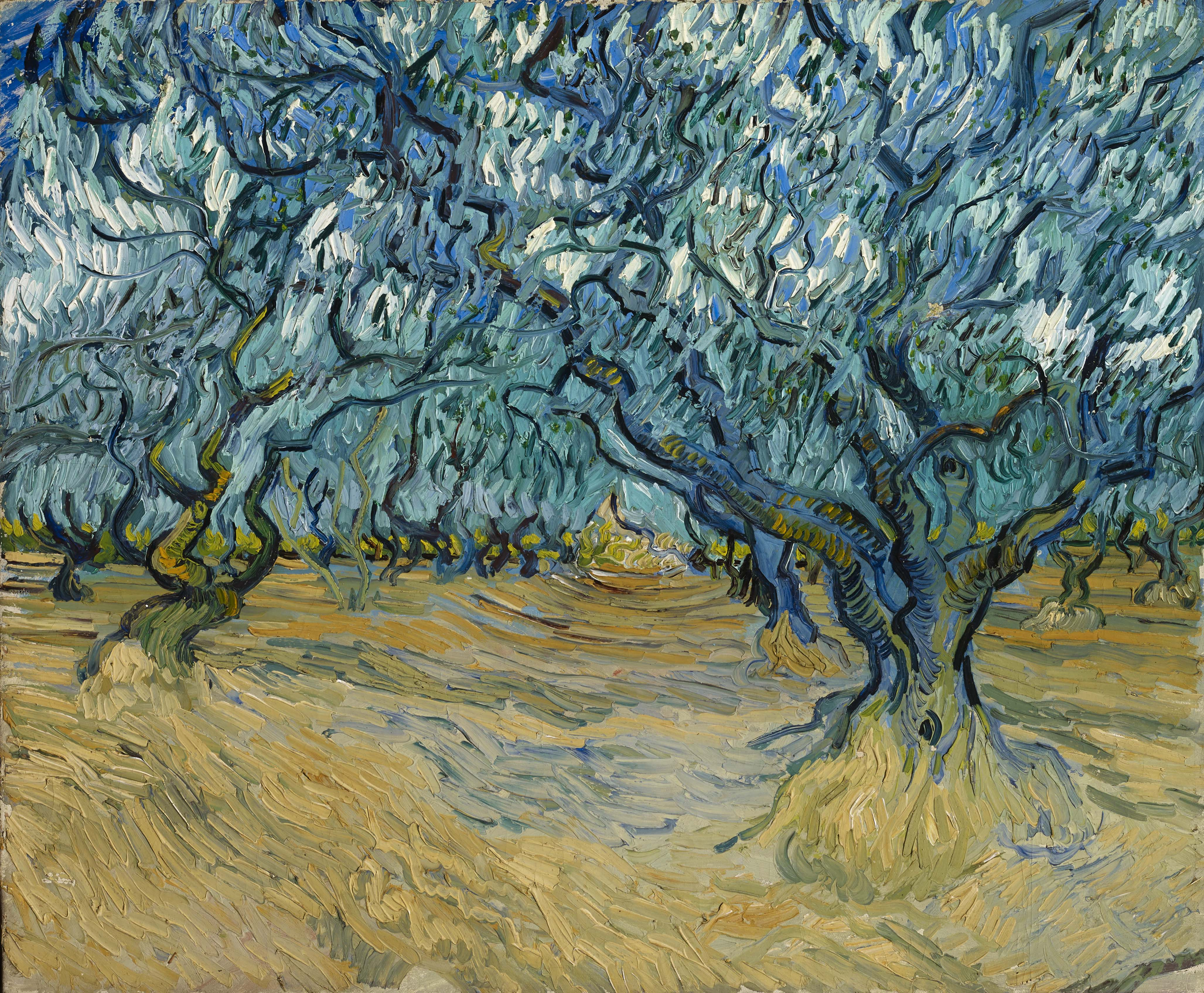 Calm and exaltation. Van Gogh in the Bührle Collection