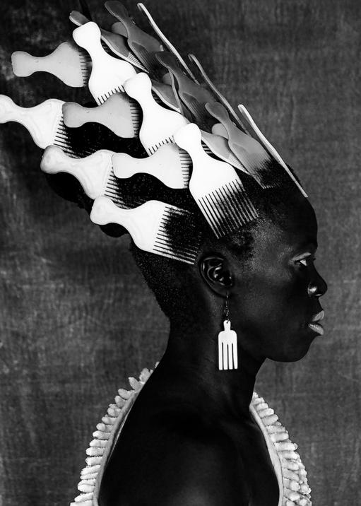 Somnyama Ngonyama, Salut à toi, Lionne noire! Zanele Muholi